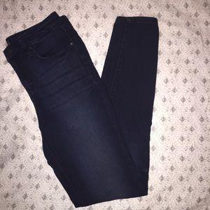 Kardashian Kollection High Rise Curvy Skinny Jeans